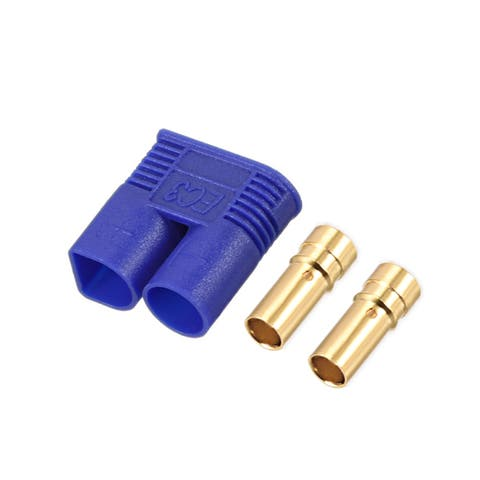 10 Pairs 3.5MM Bullets Connectors Banana Plugs Female Plug Set with Housing #0105 - 3.5mm Female 10pairs