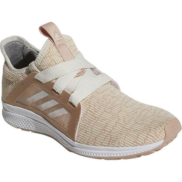 finest selection bd195 da123 adidas Womenx27s Edge Lux Running Shoe Ash PearlChalk White