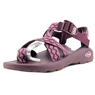 Chaco Z2 Classic Women Open-Toe Synthetic Purple Sport Sandal