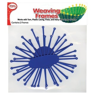 Basket Weaving Frames 2/Pkg-