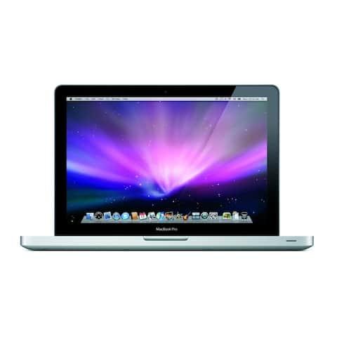 "Apple MacBook Pro MC375LLA Intel Core Duo P8800 X2 2.66GHz 4GB 320GB 13.3"", Silver (Refurbished)"