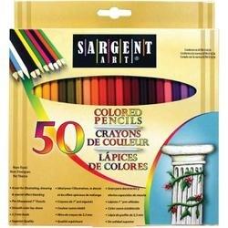 - Colored Pencils 50/Pkg