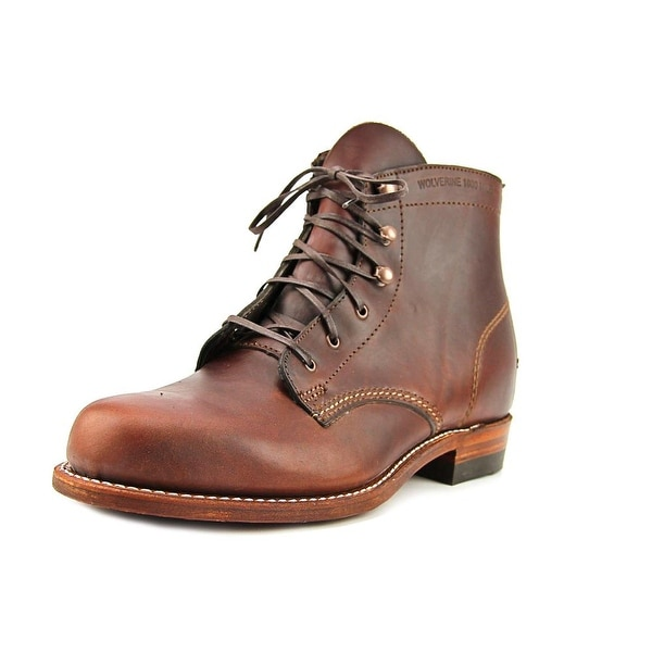 d5a87803096 Shop Wolverine 1000 Mile Women Round Toe Leather Brown Boot - Free ...