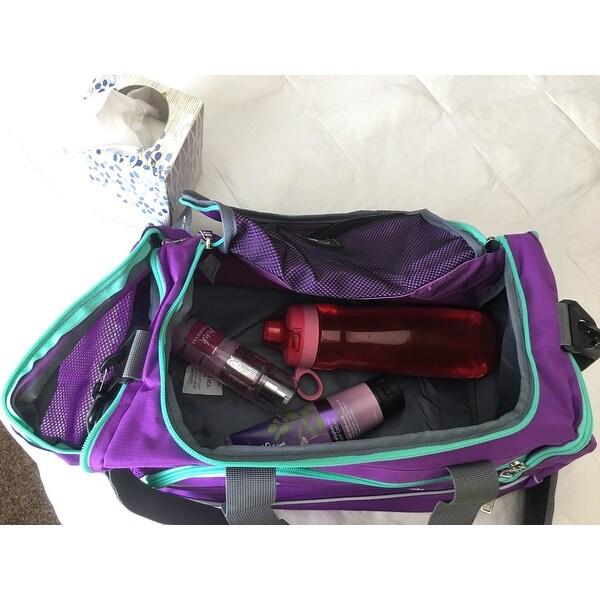 Shop Fila Sprinter Small Sport Duffel Bag - Free Shipping On Orders Over   45 - Overstock.com - 12417065 829378c9b5