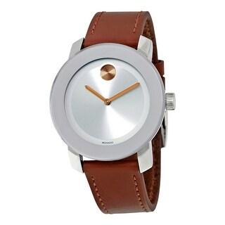 Movado Women's Bold Silver Dial Watch