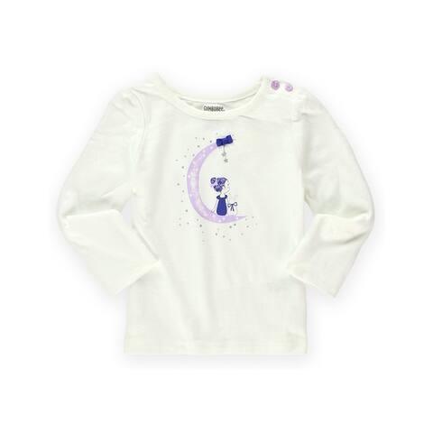 Gymboree Girls Bright Like A Star Graphic T-Shirt