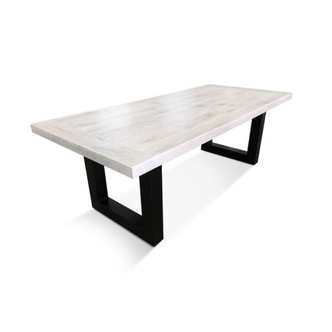 STILE Solid Wood Dining Table