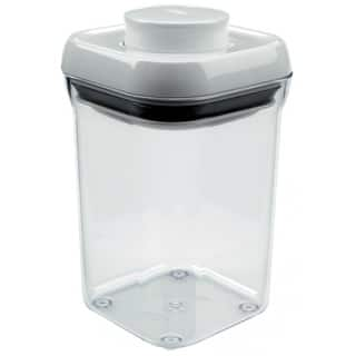 Oxo Good Grips 1071401 Pop Food Storage Container Small Square 0 9 Qt