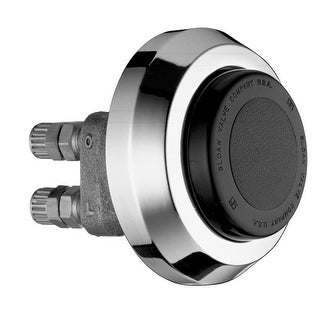 Sloan HY-33-A FW Royal Hydraulic Actuator Push Button for Fixture Walls