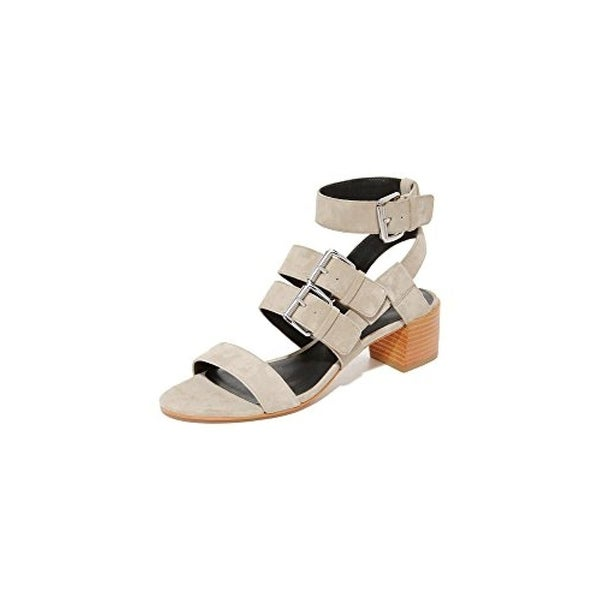 Rebecca Minkoff Womens Ilana Dress Sandals Open Toe Block Heel