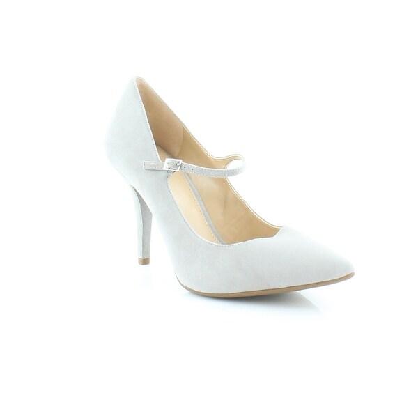Michael Kors Claire Flex Women's Heels Pearl Grey