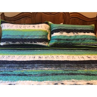 Five Queens Court Cameron Cotton Twill Quilted Sham