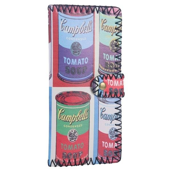 Mad Style Americana Soup Wallet - Multi