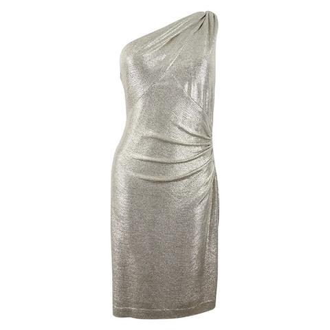 Lauren by Ralph Lauren Women's Yumilla Sleeveless Evening Dress