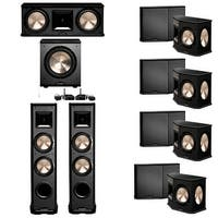BIC Acoustech 7.1 System with 2 PL-89 II Speakers, PL-200 Wireless Subwoofer
