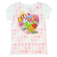 Shopkins Little Girls' Love To Shop T-Shirt