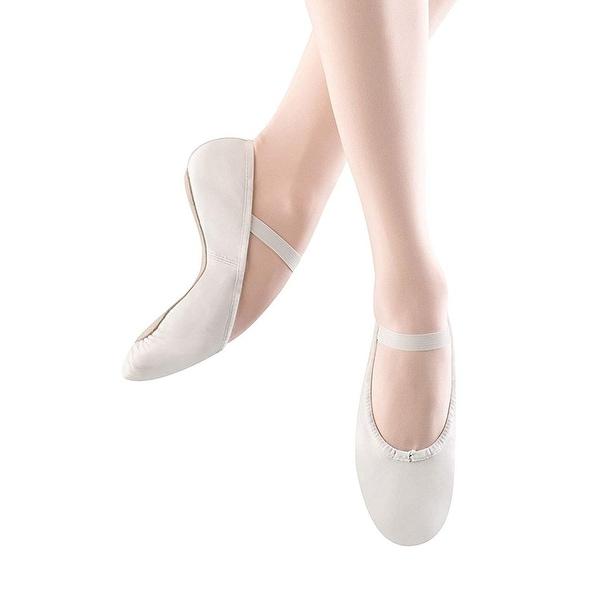 bc7838e42 Bloch Dance Women's Dansoft Full Sole Leather Ballet Slipper/Shoe -