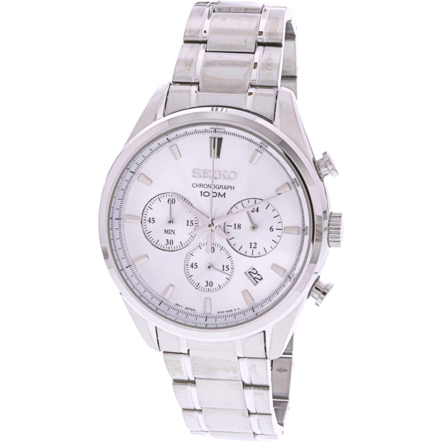 5b3d71f89 Seiko Men's Watches | Find Great Watches Deals Shopping at Overstock