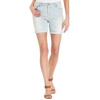 Calvin Klein Jeans Womens Juniors Casper Shorts Relaxed Boyfriend