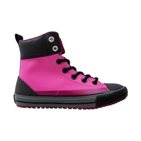 Converse Grade-School Chuck Taylor Asphalt Boot Dahlia Pink 650006C