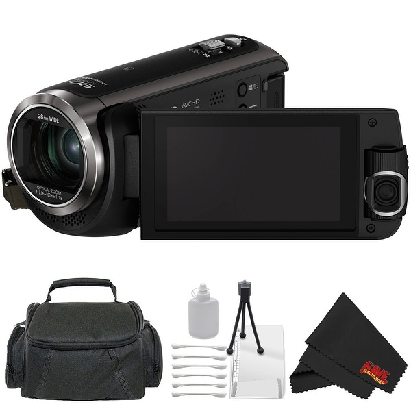 Panasonic HC-W570 HD Camcorder Bundle