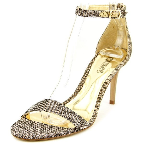 Carlos by Carlos Santana Sunset Gold Sandals