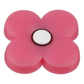 Hickory Hardware HH74644-ZZ Kids Corner 1-13/16 Inch Diameter Flower Designer Cabinet Knob
