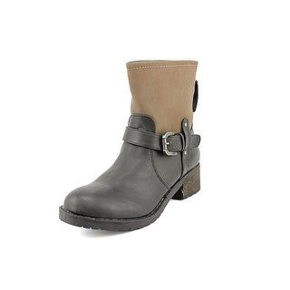 Coconuts By Matisse Auburn Women Round Toe Synthetic Ankle Boot