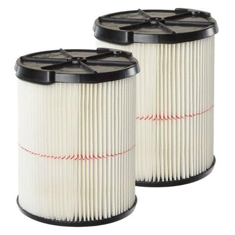 Craftsman Red Stripe Replacement Cartridge Filter 2 pc.