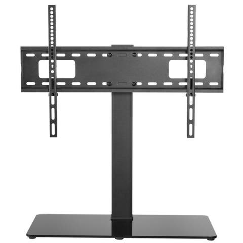 APEX by Promounts AMSA6401 AMSA6401 37-Inch to 70-Inch Large Tabletop TV Stand Mount with Swivel - Black