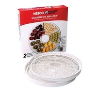Nesco WT-2SG Add-A-Tray for Dehydrator FD-37, Set of 2