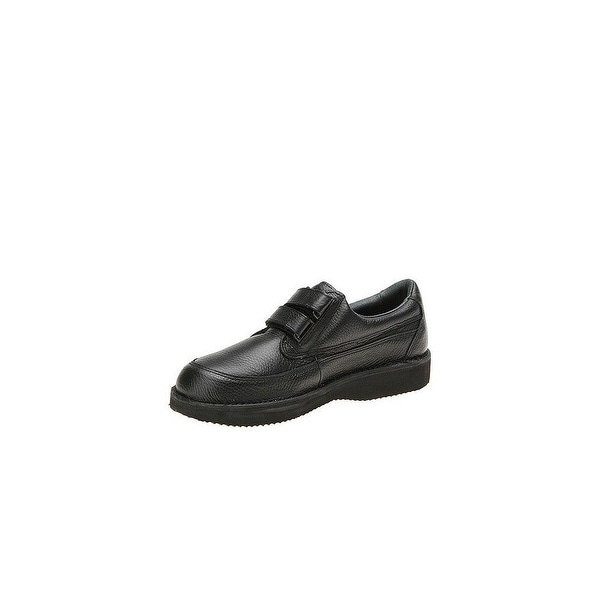 Walkabout Mens Black 000454 Leather Casual Oxfords - 13