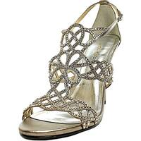 Caparros Womens Armani Open Toe Special Occasion Ankle Strap Sandals
