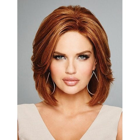 Hollywood and Devine by Raquel Welch Wigs - Remy Human Hair, Lace Front, Double Mono Top