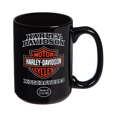 Harley-Davidson American Legend 15oz Coffee Cup