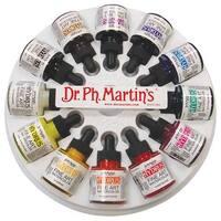 Dr. Ph. Martin's - Hydrus Fine Art Watercolor Set - 12-Color .5 oz. Set 2