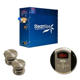 SteamSpa OA1200  Oasis 12 kW Steam Generator Package