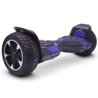 MotoTec Hoverboard Ninja 36v 8.5inch Blue (Bluetooth)