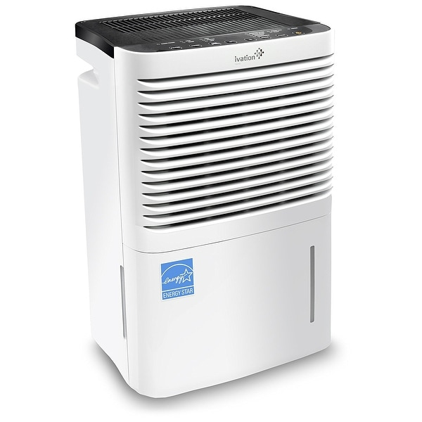 Shop Ivation 70 Pint Energy Star Dehumidifier With Pump