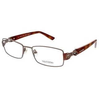Valentino V2107 210 Brown/Havana Rectangular Valentino Eyewear