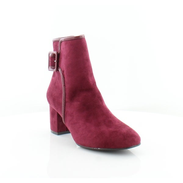 White Mountain Callaway Women's Boots Vino