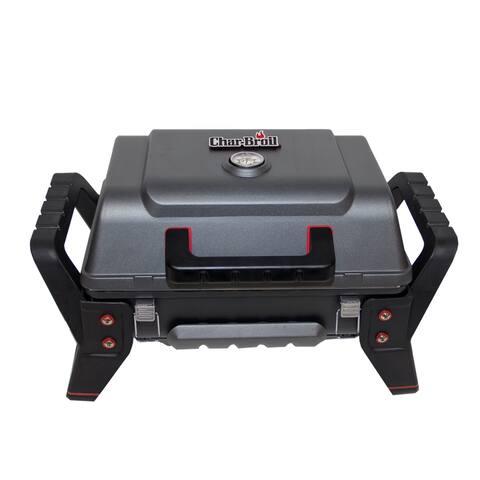 Char-Broil 12401734-DI Portable Grill2Go X200 Gas Grill, 9500 BTU