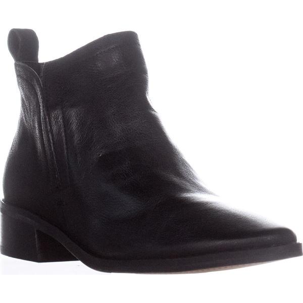Dolce Vita Tessey Short Ankle Booties, Black