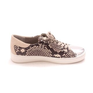 MICHAEL Michael Kors Womens Frankie Leather Low Top Lace Up Fashion Sneakers (3 options available)