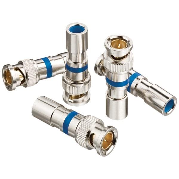 Ideal 89-048 Rg6 Insite(Tm) Compression Connectors, 15 Pk
