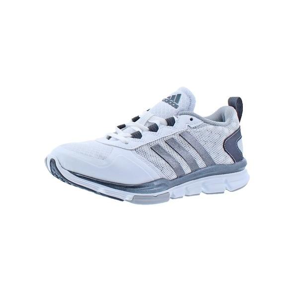 b98b08c968e Shop Adidas Mens Speed Trainer 2 Trainers Metallic Lightweight ...
