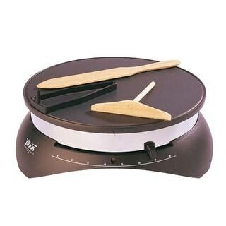 World Cuisine A4985033 Electric Crepe Maker