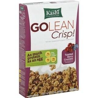 Kashi - Golean Crisp Berry Cereal ( 12 - 14 OZ)