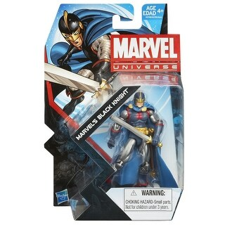 "Marvel Universe Classics 3.75"" Action Figure: Black Knight - multi"