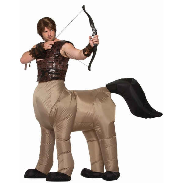 Mythical Creatures Halloween Costumes.Adult Mythical Centaur Halloween Costume Standard One Size
